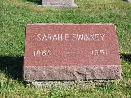 SWINNEY, SARAH E. - Davis County, Iowa | SARAH E. SWINNEY