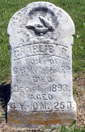 THARP, CHARLIE R - Davis County, Iowa | CHARLIE R THARP