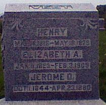 VEST, HENRY - Davis County, Iowa | HENRY VEST