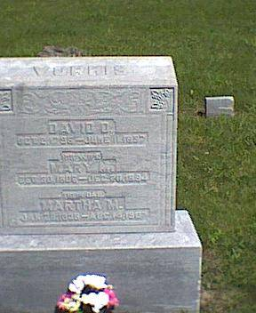 VORHIS, DAVID - Davis County, Iowa | DAVID VORHIS