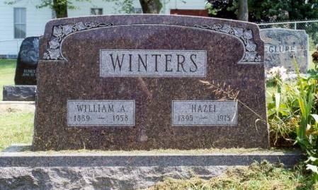 WINTERS, WILLIAM & HAZEL - Davis County, Iowa | WILLIAM & HAZEL WINTERS