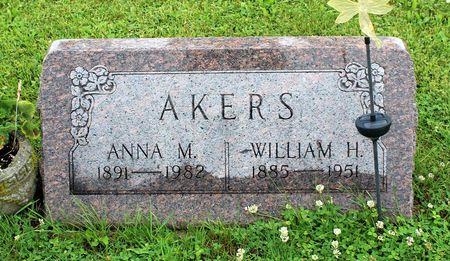 AKERS, WILLIAM H. - Decatur County, Iowa | WILLIAM H. AKERS