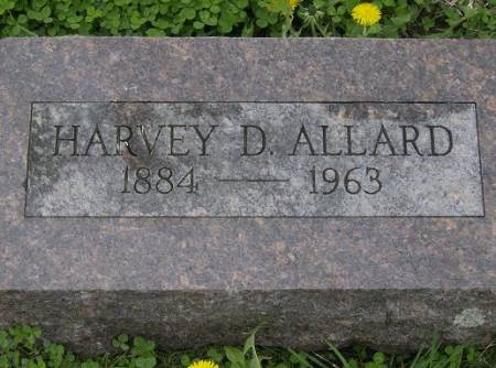 ALLARD, HARVEY - Decatur County, Iowa | HARVEY ALLARD