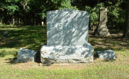 BECK, FAMILY STONE - Decatur County, Iowa | FAMILY STONE BECK