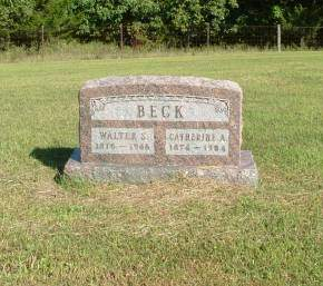 BECK, CATHERINE A. - Decatur County, Iowa | CATHERINE A. BECK