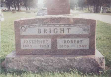 BRIGHT, ROBERT BURGESS - Decatur County, Iowa | ROBERT BURGESS BRIGHT