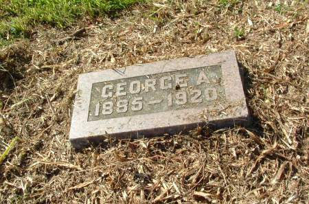 BRINER, GEORGE A. - Decatur County, Iowa | GEORGE A. BRINER