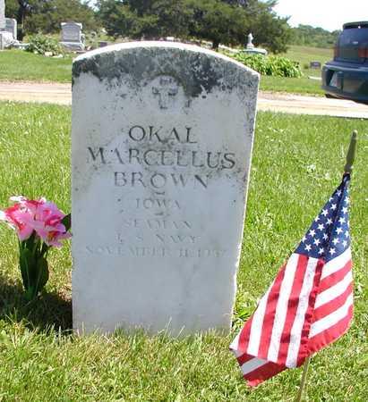 BROWN, OKAL - Decatur County, Iowa | OKAL BROWN