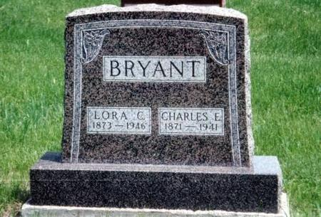 BRYANT, LORA C. AND CHARLES E. - Decatur County, Iowa | LORA C. AND CHARLES E. BRYANT