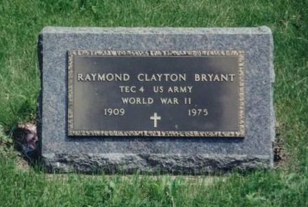 BRYANT, RAYMOND CLAYTON - Decatur County, Iowa | RAYMOND CLAYTON BRYANT