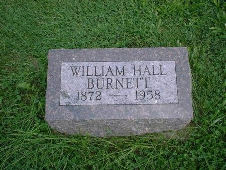 BURNETT, WILLIAM HALL - Decatur County, Iowa | WILLIAM HALL BURNETT