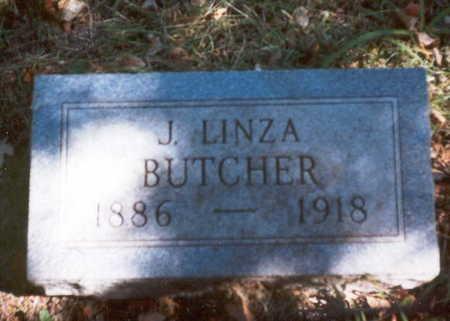 BUTCHER, JOEL LINZA - Decatur County, Iowa   JOEL LINZA BUTCHER