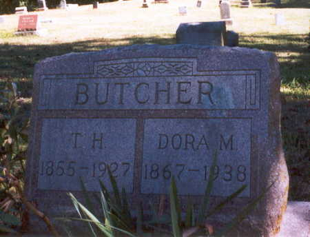 BUTCHER, DORA - Decatur County, Iowa | DORA BUTCHER