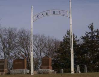 OAK HILL, CEMETERY - Decatur County, Iowa | CEMETERY OAK HILL