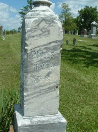 CHANDLER, NILES - Decatur County, Iowa | NILES CHANDLER