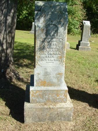 CREES, CATHARINE A. - Decatur County, Iowa | CATHARINE A. CREES