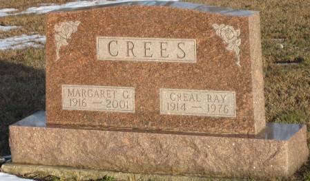 CREES, CREAL RAY - Decatur County, Iowa | CREAL RAY CREES