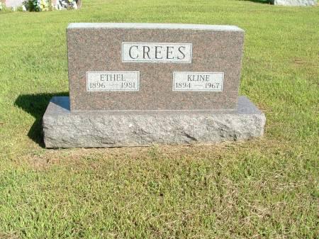 CREES, KLINE - Decatur County, Iowa | KLINE CREES