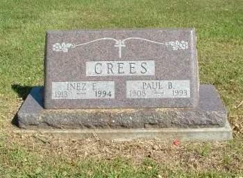 CREES, PAUL BRYAN - Decatur County, Iowa | PAUL BRYAN CREES