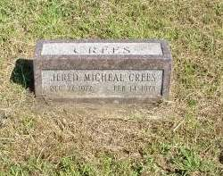CREES, JERED MICHAEL - Decatur County, Iowa | JERED MICHAEL CREES
