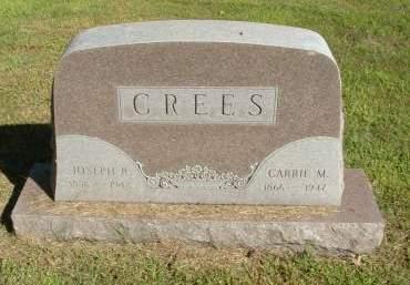 CREES, JOSEPH R. - Decatur County, Iowa | JOSEPH R. CREES