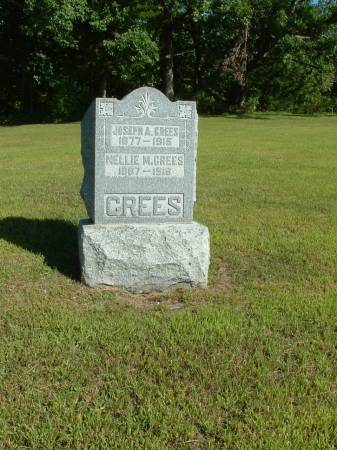 CREES, NELLIE M. - Decatur County, Iowa | NELLIE M. CREES