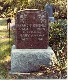 DINGMAN, MARY ALBERTINE - Decatur County, Iowa | MARY ALBERTINE DINGMAN