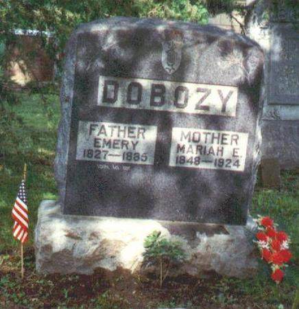 DOBOZY, EMERY AND MARIAH - Decatur County, Iowa | EMERY AND MARIAH DOBOZY