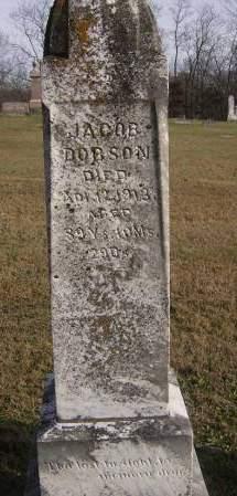 DOBSON, JACOB - Decatur County, Iowa | JACOB DOBSON