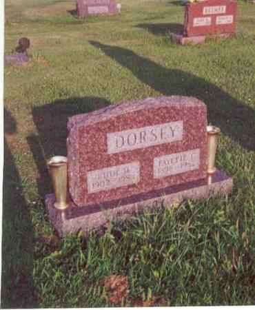 DORSEY, RUTH MERLE BETHARDS - Decatur County, Iowa | RUTH MERLE BETHARDS DORSEY