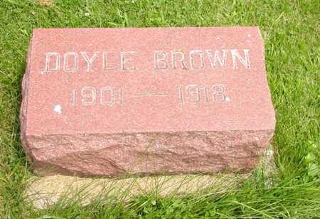 BROWN, DOYLE - Decatur County, Iowa | DOYLE BROWN