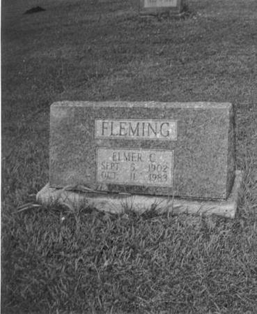 FLEMING, ELMER - Decatur County, Iowa | ELMER FLEMING