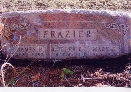 FRAZIER, MARY E. - Decatur County, Iowa | MARY E. FRAZIER