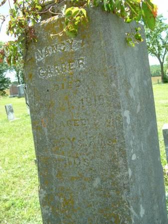GARBER, NANCY A. - Decatur County, Iowa | NANCY A. GARBER