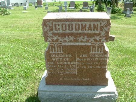 GOODMAN, DILEMINA - Decatur County, Iowa | DILEMINA GOODMAN