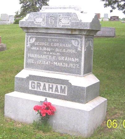 GRAHAM, GEORGE E - Decatur County, Iowa | GEORGE E GRAHAM