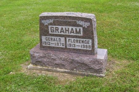 GRAHAM, GERALD - Decatur County, Iowa | GERALD GRAHAM