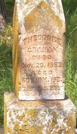 GRAHAM, THEODORE - Decatur County, Iowa   THEODORE GRAHAM