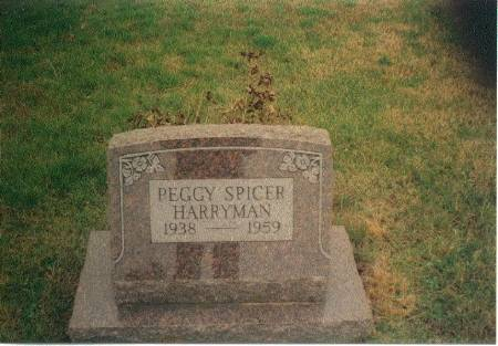 HARRYMAN, PEGGY - Decatur County, Iowa | PEGGY HARRYMAN