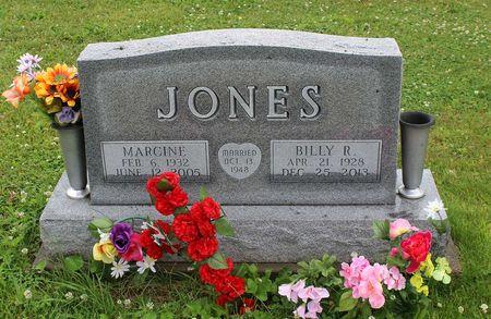 JONES, MARCINE - Decatur County, Iowa | MARCINE JONES