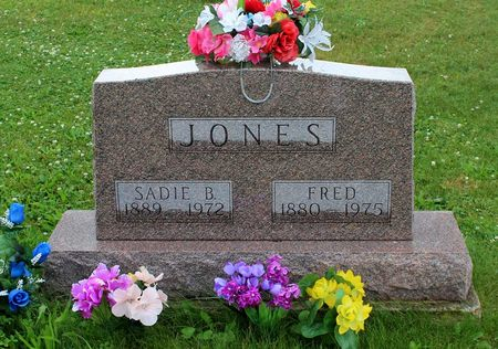 JONES, FRED - Decatur County, Iowa | FRED JONES