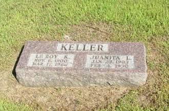 KELLER, LEROY K. - Decatur County, Iowa | LEROY K. KELLER