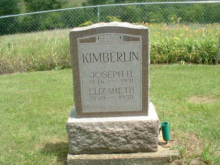 KIMBERLIN, JOSEPH  H. - Decatur County, Iowa | JOSEPH  H. KIMBERLIN