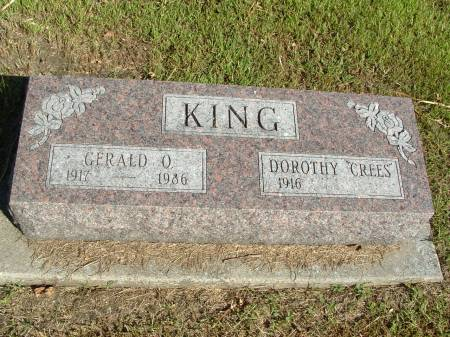 KING, DOROTHY - Decatur County, Iowa | DOROTHY KING