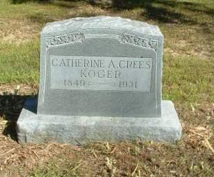 CREES KOGER, CATHERINE ANN - Decatur County, Iowa | CATHERINE ANN CREES KOGER