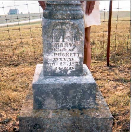 PUCKETT, MARY - Decatur County, Iowa | MARY PUCKETT