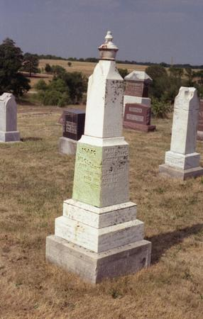 MCCLEARY, ISAAC JR. & MARY - Decatur County, Iowa | ISAAC JR. & MARY MCCLEARY