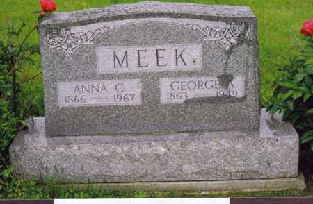 MEEK, GEORGE & ANNA - Decatur County, Iowa | GEORGE & ANNA MEEK