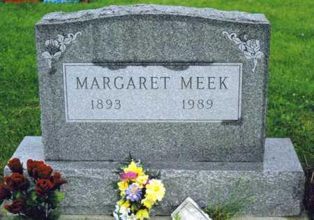 MEEK, MARGARET - Decatur County, Iowa | MARGARET MEEK