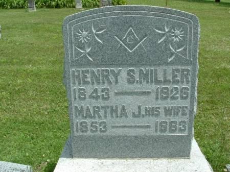 MILLER, HENRY S. - Decatur County, Iowa | HENRY S. MILLER